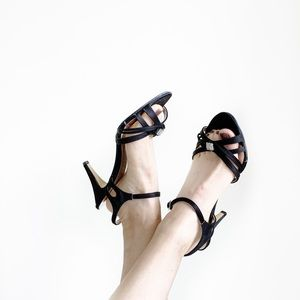 Special Occasions Formal Black Heels
